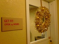 Festive Fitness.