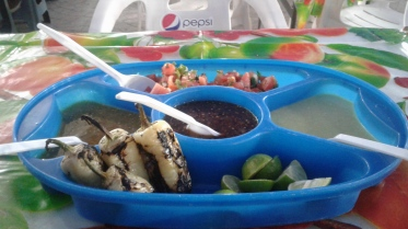 Carnival tacos